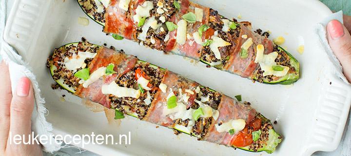 dieet gerechten quinoa